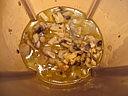 Crêpes aux champignons et au saumon fumé - 6.2