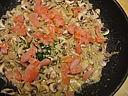 Crêpes aux champignons et au saumon fumé - 17.2