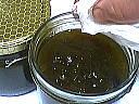 confiture de figues et raisins