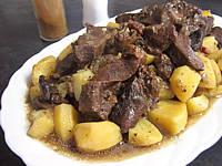 Abats fiche abats et recettes de abats sur supertoinette - Cuisiner le coeur de boeuf ...