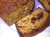 gâteau aux carottes, dattes et épices