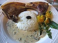 Recette Côtes d'agneau à l'oseille