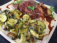 Recette Contre-filets sauce Marchand de vin
