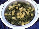 Haricots verts au fromage blanc - 5.1