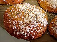 Recette Cookies à la noix de coco