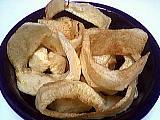 Image : Assiette de frites scoubidou