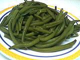 Recette Haricots verts vapeur