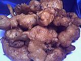 beignets d'acacia