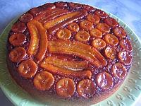 Cuisine réunionnaise : gâteau aux bananes au caramel