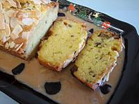 Recette Cake au foie gras et sa sauce à la truffe