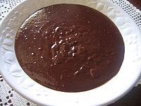 Recette Crème mousseline au chocolat