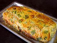 crème salée : Flan aux carottes et sa sauce crème à la sarriette