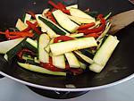 Filets de rougets et ses légumes au brie - 7.1