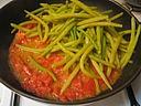 Haricots verts à la tomate - 11.1
