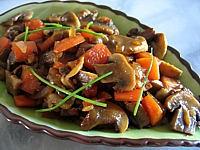 Champignon de paris fiche champignon de paris et - Comment cuisiner les champignons frais ...
