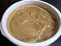 Recette Glace au chocolat café