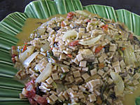Recette Crozets aux légumes et parmesan