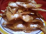 Recette Assiette de bugnes à la lyonnaise
