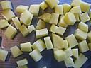 Omelette aux pommes de terre et échalotes - 1.2
