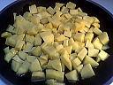 Omelette aux pommes de terre et échalotes - 3.2