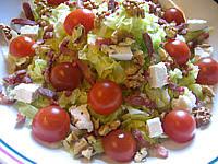 salade aux noix au choux