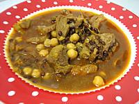 Recette Assiette de soupe de lentilles à la marocaine