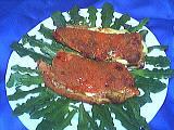 Recette Poivrons rouges en salade