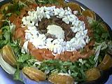 chou blanc : Salade batavia