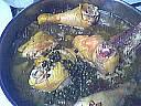 Poulet au poivre vert