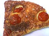 Cuisine diététique : Part de tomates en clafoutis