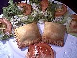pâtés variés : Assiette de pâté au thon