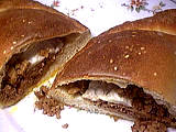 graines de nigelle : Petits pains farcis matlouh