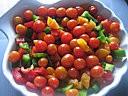 Poivrons et abricots en salade - 4.3