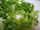Salade de batavia et riz - 7.4