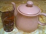 Image : Verre de thé à la menthe