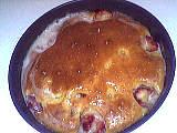 Image : Gâteau aux prunes