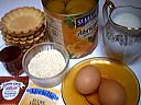 Ingrédients pour la recette : Tarte aux abricots
