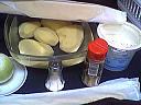 Ingrédients pour la recette : Pâté de pommes de terre