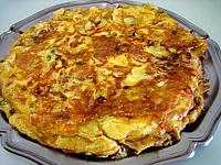 Recette Tortilla de patatas