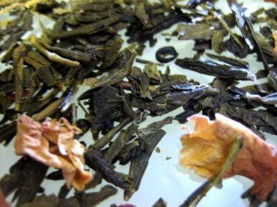 Photo : Le thé