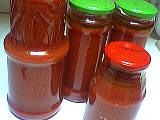 Recette Conserve de coulis de tomates