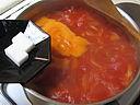 Sauce tomates aux échalotes - 4.3