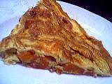 Image : Part d'omelette aux carottes