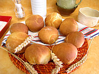 Image : Petits pains anglais