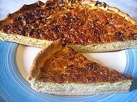Recette Tarte au chou et au mascarpone
