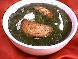 Recette Soupe d'orties