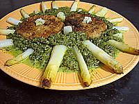 Recette Assiette de thon aux épinards