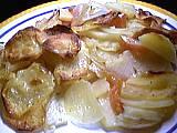 Recette Tian de pommes de terre et tomates