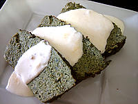 Cuisine diététique : Assiette de terrine de veau aux épinards