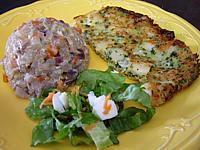 Recette Omelette aux noix de Saint-Jacques